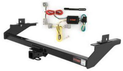 Purchase Curt Class 3 Trailer Hitch & Wiring for 1993-1998 Toyota T100 motorcycle in Greenville, Wisconsin, US, for US $229.20