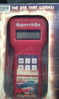 Superchips Max microtuner for Dodge Ram 98 to 03