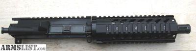 "For Sale: AR-15 Pistol Upper Assy 300 BLK .300 Blackout 8.5"""