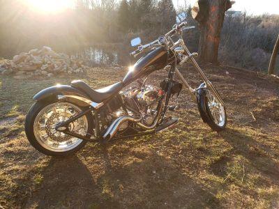 2004 Big Dog Motorcycles CHOPPER