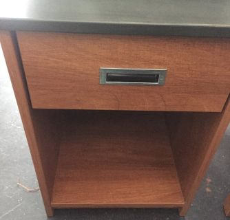 Small computer table or nightstand