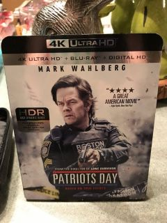 BluRay Patriots Day