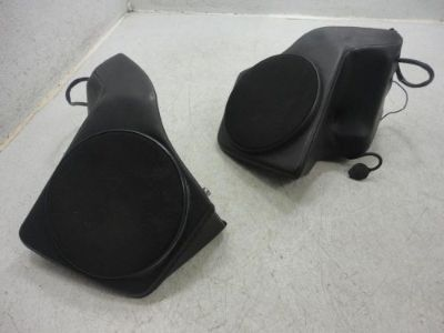 Purchase 91-97 Harley Davidson Touring FLH REAR SPEAKERS TOUR PAK POD PODS motorcycle in Massillon, Ohio, United States, for US $219.95
