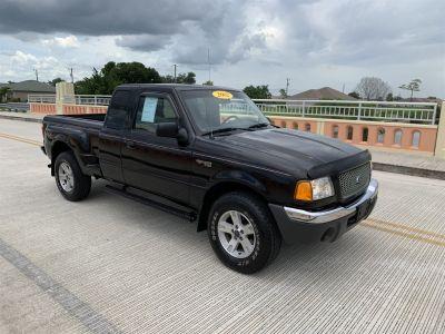 2002 Ford Ranger XLT (Black)