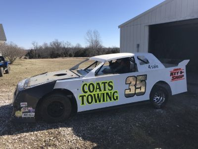 2013 Brian Brown Built Street Stock