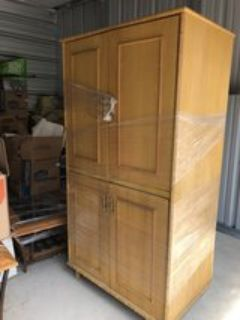 Large Hutch - great repurpose project