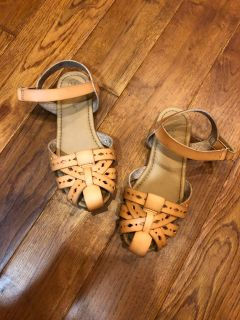Cat and jack sandals size 12