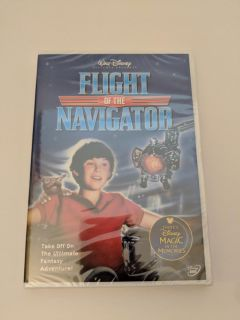 New in package Flight of the Navigator
