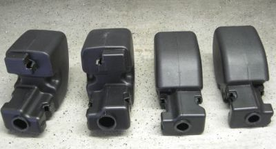 Purchase JEEP WRANGLER FRONT AND REAR BUMPER END CAPS & HARDWARE (4 PIECES) 1997-2006 NEW motorcycle in Troy, Michigan, United States, for US $154.98