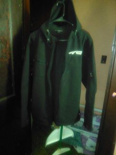 Port authority jacket with hood