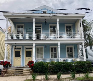 Fully Furnished Historic Downtown Duplex!