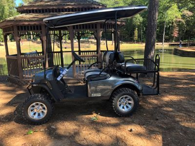 2019 E-Z-Go Express S4 Gas Golf Golf Carts Jasper, GA