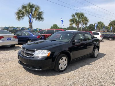 2009 Dodge Avenger SE (Black)