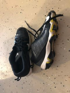 Nike vapor cleats sz3