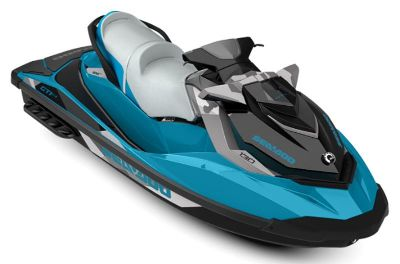 2019 Sea-Doo GTI SE 155 iBR PWC 3 Seater Ponderay, ID