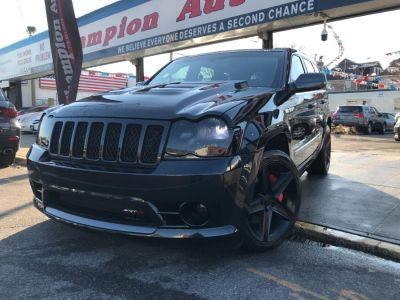 2010 Jeep Grand Cherokee SRT8 (Brilliant Black Crystal Pearl)