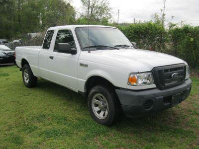 2010 Ford Ranger XL (WHI)