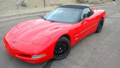 1998 Corvette Convertible (supercharged)