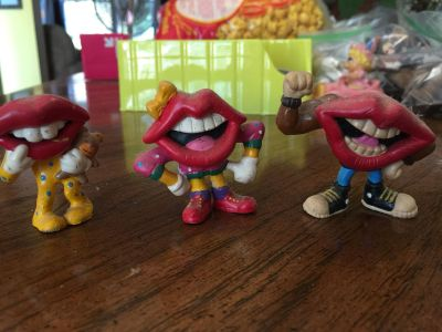 Twizzlers Characters