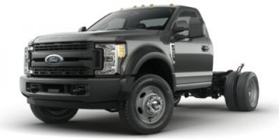 2019 Ford F-450 XL (Race Red)