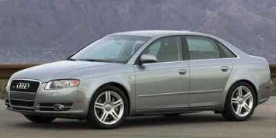 2006 Audi A4 2.0T quattro (Blue)