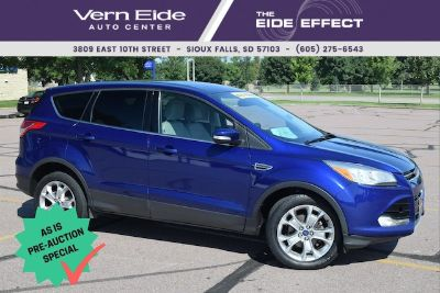 2013 Ford Escape SEL (Deep Impact Blue)