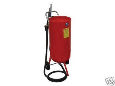 Buy 20 Gallon Portable Sandblast Abrasive Blasting Unit New motorcycle in Indianapolis, Indiana, US, for US $139.00