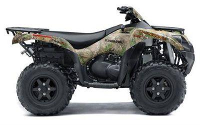 2019 Kawasaki Brute Force 750 4x4i EPS Camo Sport-Utility ATVs Bessemer, AL