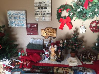 Entire Christmas collection