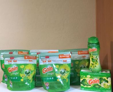 Gain Bundle 80 pods total $22 for all!