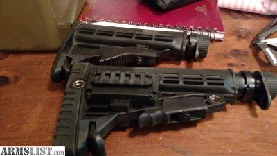 For Sale: Gun stocks for sale