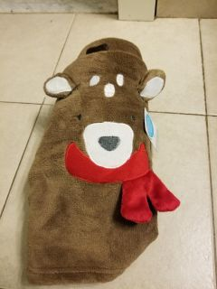 Carter's Roll-Me-Up 40in 50in Character Plush Blanket Brand New With Tag Attached Retails At $20.00