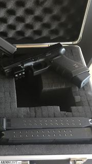 For Sale: One left!! Great condition glock 21 +extras&mags