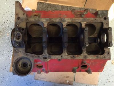 Sell 1960 Corvette 283 engine block Casting 3756519 motorcycle in Orem, Utah, United States, for US $500.00