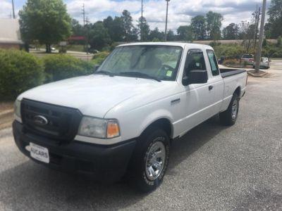 2006 Ford Ranger XL (White)