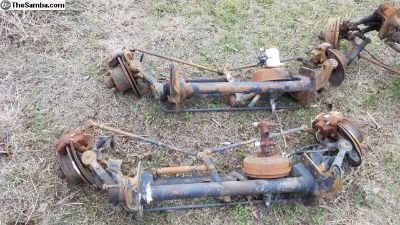 Beams for sale rear suspension also