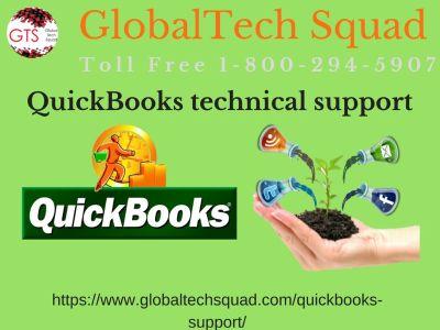 QuickBooks Support   1-800-294-5907