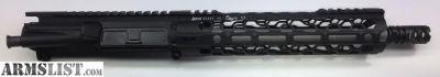 "For Sale: Odin Works O2 Lite M-LOK Free Float Rail- 9.375"""