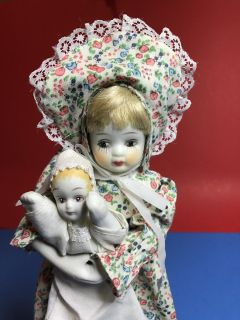 Doll with a doll