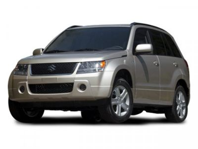2008 Suzuki Grand Vitara Luxury (Tan)