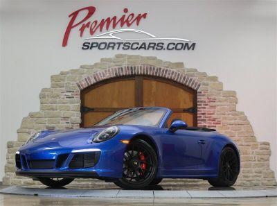 2018 Porsche 911 Carrera GTS 4 (Sapphire Blue Metallic)