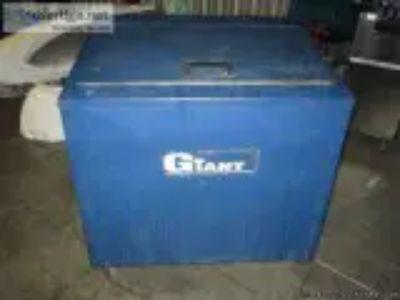 Giant Portable Vibratory Deburring Machine - RTR -
