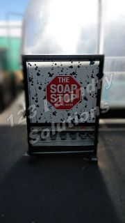 High Quality The Soap Stop Vending Center 7 Selection Slots ESD-0699-7 Used