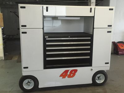 Like New Irvan-Smith Large Pit Box