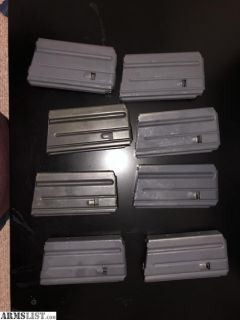 For Sale: Pre-ban 20rd AR15 Magazines