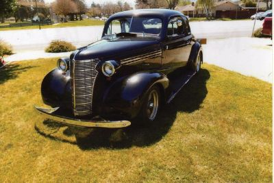 1938 CHEVY MASTER DELUX COUPE