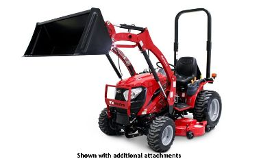 2019 Mahindra eMax 22S HST Compact Tractors Elkhorn, WI