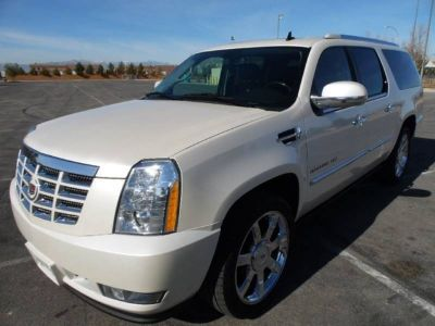 2009 Cadillac Escalade ESV Base AWD 4dr SUV w/V8 Ultra Luxury Collection