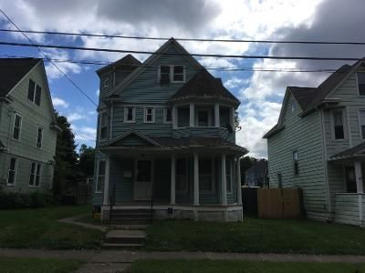 3 Bed 1 Bath Preforeclosure Property in Binghamton, NY 13904 - Bigelow St