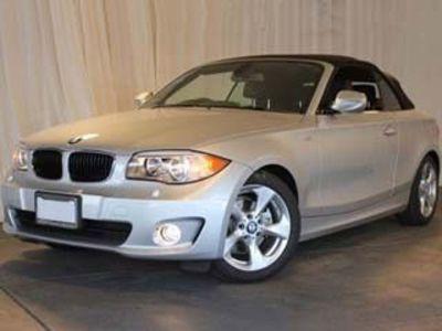 2013 BMW 1-Series 128i (Titanium Silver Metallic)
